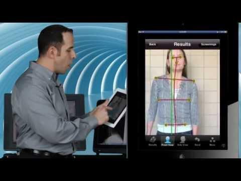 Video of PostureScreen Mobile