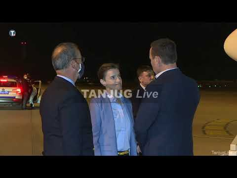 Richard Grenell And Adam Boehler Arrive To Belgrade