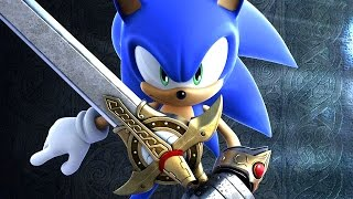 Sonic And The Black Knight All Cutscenes Game Movie 1080p HD