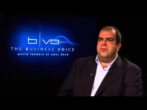 Still Image from the video: Stelios on his fight with the low cost carrier Go