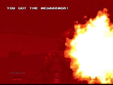 [TAS] N64 Doom 64 by Headshot in 23:54,9 - Brightened Encode