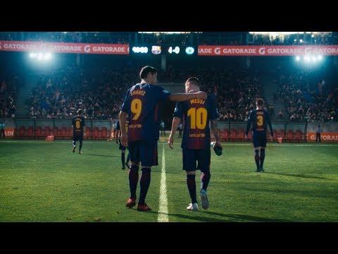 Messi & Luis Suárez: Everything Changes