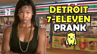 Detroit 7-Eleven Prank - Ownage Pranks