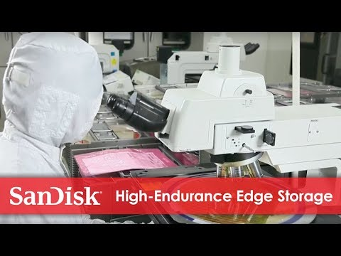 SanDisk high endurance microSD for Network Cameras