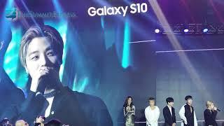"IKON – ""Killing Me"", ""Love Scenario"" & ""Bling Bling"" – Samsung Galaxy S10 Philippines' Launch 2019"