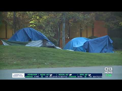 Volunteers needed for Pierce County's annual homeless count