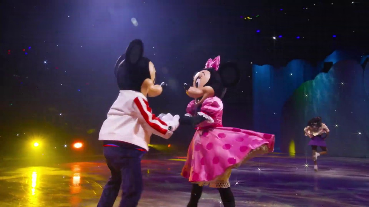 Disney On Ice - Live Your Dreams