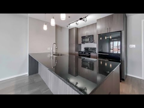 A spacious Old Town 1-bedroom #411 at The Scott Residences on Wells Street