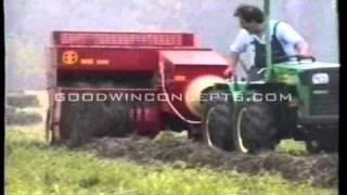 Abbriata M60 Mini Square Baler