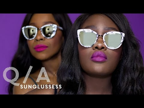 QUAY AUSTRALIA SUNGLASSES HAUL | Eyewear Summer Collection 2016 | #graceonyourdash ♡