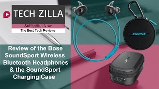 Bose SoundSport Wireless Earphones & Charging Case Review