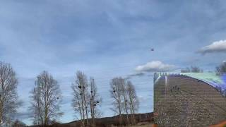 """First FPV Freestyle Flight with 5"""" Quad"""