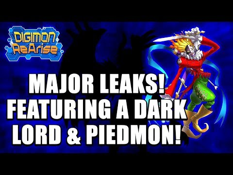 Digimon ReArise | Major Leaks! A Demon Lord Is Coming & Piedmon Step Up Banner!