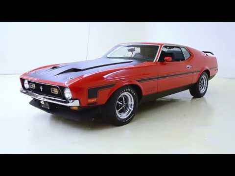 Video of '71 Mustang Boss - LWKK