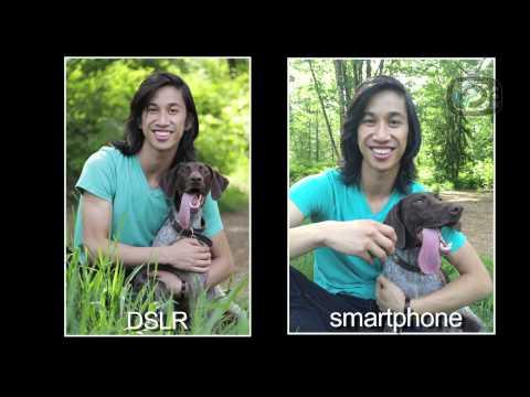 DPReview Absolute Beginner's Guide #1: Smartphone vs Digital SLR