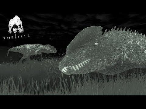 Ambush in the Dark! - Life of the Dilo | The isle