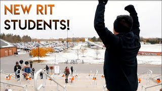 RIT Fall Open House