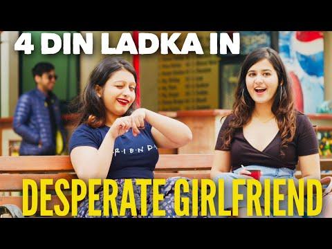 That Desperate Girlfriend - Delhi Girls - ODF