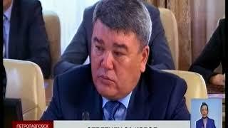 Аким Петропавловска получил выговор за срыв отопительного сезона