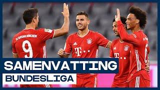 Ontketend Bayern maakt er 8 bij start Bundesliga | Samenvatting FC Bayern - Schalke 04 | Bundesliga