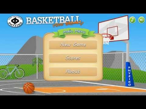 Video of Basketball Free Throws
