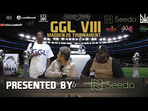 Snoop Dogg Plays Madden 20 with his Homies in the GGL VIII Championship [PART 5]