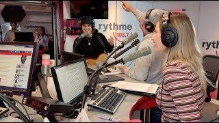 Entrevue Et Jeu Musical Avec Ludovick Bourgeois   Rythme FM