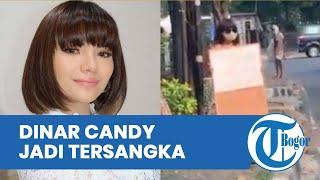 Protes PPKM Sambil Kenakan Bikini, Dinar Candy Jadi Tersangka Pornoaksi, Terancam 10 Tahun Penjara