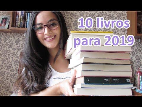 ? 10 livros para 2019