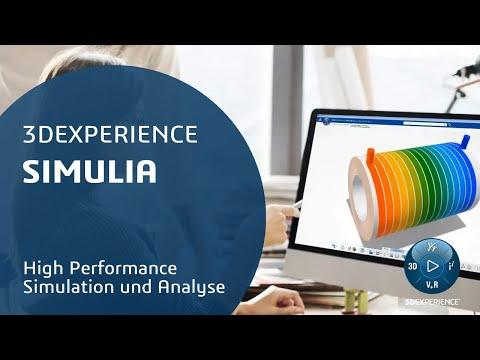 SIMULIAworks – Die Cloudlösung für Ihre High Performance Simulationen - 3DEXPERIENCE [deutsch]
