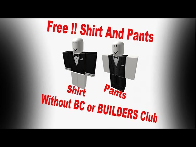 How To Create A Shirt On Roblox Without Bc لم يسبق له مثيل الصور