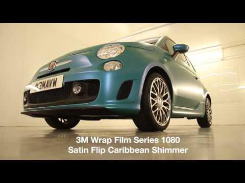 3M™ Wrap Film Series 1080 - Caribbean Shimmer