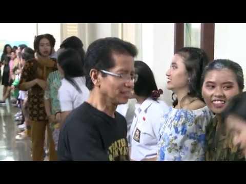 Pekan Teater Rakyat Pendidikan Keagamaan Katolik FKIP Universitas Sanata Dharma Yogyakarta