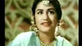 Woh Chup Rahen To Mere - Jahan Ara - YouTube