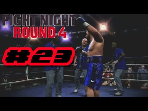 Fight Night Round 4 PS3 Gameplay Legacy Mode Ep.23 (500 Subscribers Special)