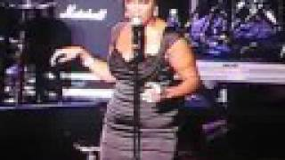 """Chrisette Michele Live Performance, """"In This For You,"""""""