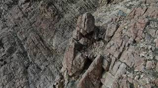 FPV Drone flight up Jumpoff Canyon in Ogden, Utah on 2/22/2020. Part 1/2