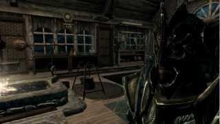 Skyrim: Grey Ledge Manor Mod