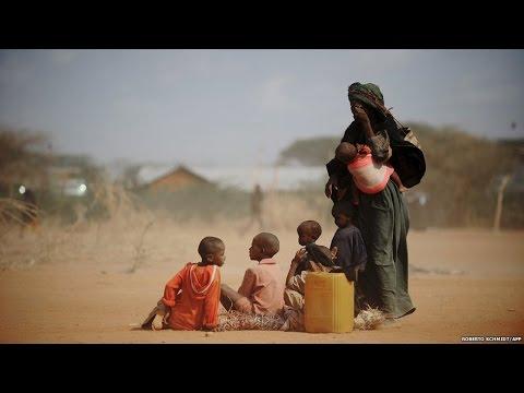 BLTV FLASH [Internasional] - Kekeringan dan Kelaparan di Somalia, Lebih dari 100 Orang Tewas