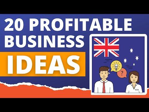 , title : '20 Profitable Business Ideas in Australia in 2021