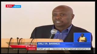 Seneta wa kaunti ya Baringo-Gideon Moi akashifu mauaji ambayo yametekelezwa katika kaunti hiyo