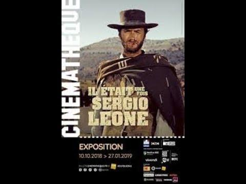 """Cinémathèque Française - Exposition """"Il était une fois Sergio Leone"""""""