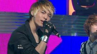 【TVPP】SHINee -  Replay, 샤이니 - 누난 너무 예뻐 @ 200th Show Music Core Live