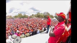 Chiefs under threat in Makueni following Uhuru's visit