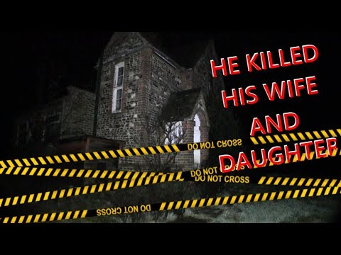 Double Murder House Paranormal Investigation