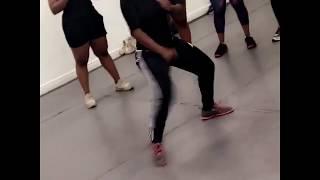 Eggplant Challenge- Soca N Sweat with Izzy