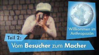Standbild aus Ausstellungsfilm: Grafik zu Deutschem Museum