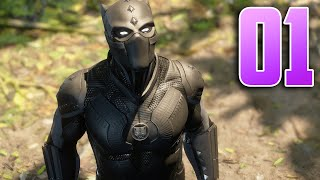 Marvel's Avengers War for Wakanda - Part 1 - The Beginning (Black Panther DLC)