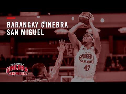 PBA Season 43: Barangay Ginebra Gin Kings
