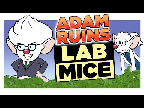 The Problem with Lab Mice